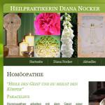 Projekt Heilpraktikerin Diana Nocker