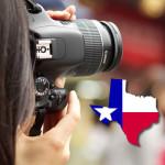 Projekt Privates Onlinefotoalbum Texas