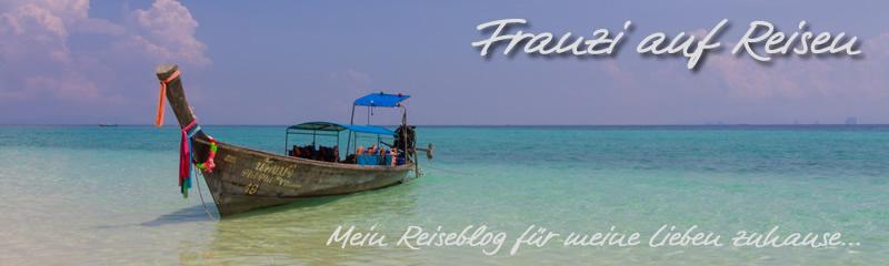 Projekt Reiseblog Franzi