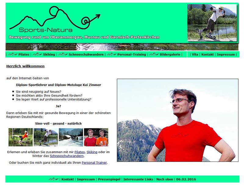 Projekt Sports Natura