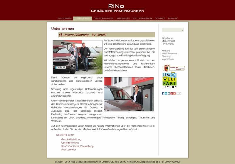RiNo Gebäudedienstleistungen GmbH & Co KG